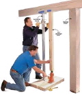 Where to rent JACK, BEAM 8-TON-TALL in Boring OR