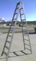 Where to rent LADDER, STEP 10 in Boring OR