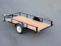 Where to rent TRAILER, 1AX 5X12 W RAMPS in Boring OR