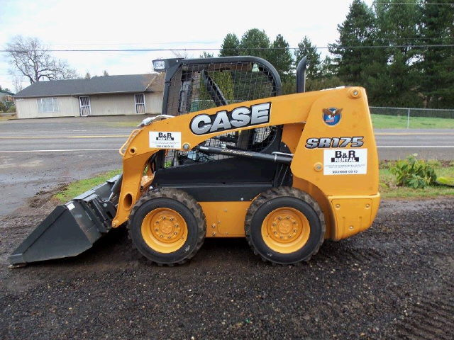 Where to rent LOADER SKID STEER, CASE SR175 in Sandy OR, Boring Oregon, Damascus, Estacada, Mt. Hood, & Clackamas OR