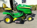 Where to rent X300 JD RIDING MOWER in Boring OR