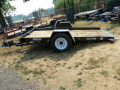 Where to rent TRAILER, 6X12 TB GVW 6900LB SB in Boring OR