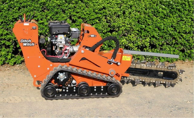 Where to find TRENCHER, DW-1 TRACK 6 X24 in Boring